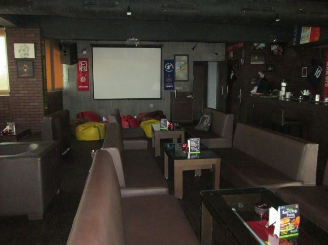 xtreme sports bar a perfect corporate party place