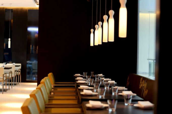 yauatcha a perfect corporate party place
